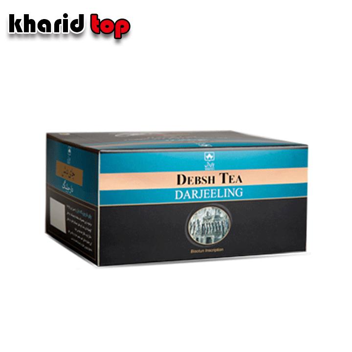چای کیسه ای دارجیلینگ دبش